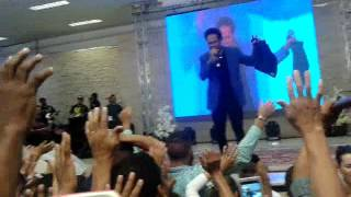 Thalles Roberto - Espírito Santo - igreja AP Agenor Duque