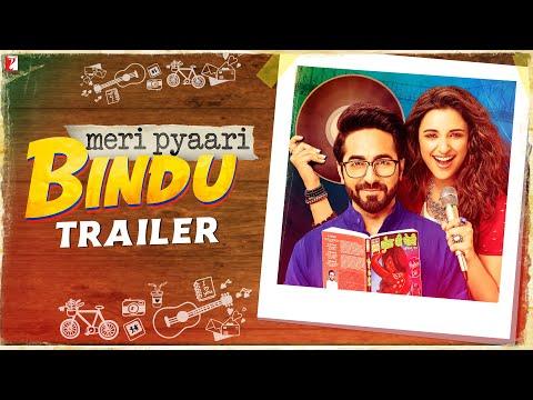 Meri Pyaari Bindu - Official Trailer   Ayushmann Khurrana   Parineeti Chopra