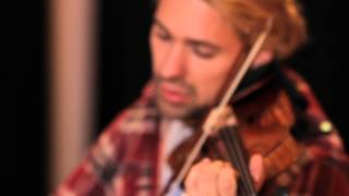 David Garrett - 'Music' track-by-track: BACH - DOUBLE HARPSICHORD CONCERTO
