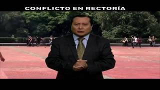 'No hay ley ni voluntad de castigar a porros CU', en opinión de Martín Espinosa