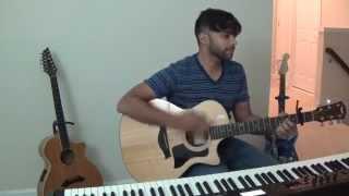 """""""Wonderwall"""" by Oasis, cover song by Jibraan"""