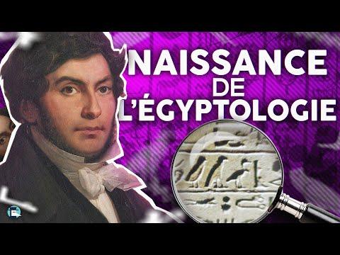 Champollion a-t-il déchiffré les hiéroglyphes tout seul ? - Musée Champollion à Vif