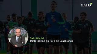 Saïd Wahbi raconte les péripéties du report du match RCA-RCAZ