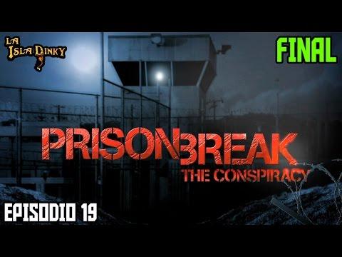 Prison Break: The Conspiracy - Ep. 19 - FINAL - En Español - PC - 2010 - Zootfly