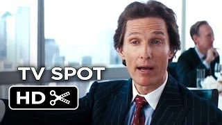 The Wolf of Wall Street TV SPOT - Become (2013) - Leonardo DiCaprio Movie HD
