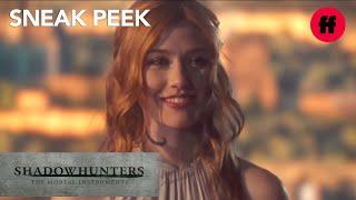 Shadowhunters   Season 3, Episode 1 Sneak Peek: Clary's Angelic Rune Ceremony   Freeform