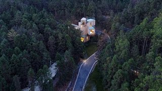 建築 住進童話里的樹屋