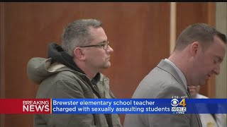 Elementary School Teacher Charged With Sexually Assaulting Students
