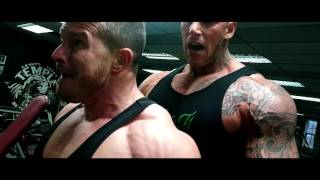 Monster Shoulders with