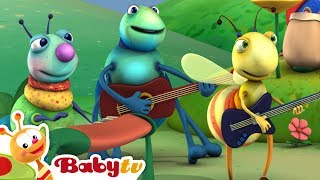 Big Bugs Band - Rock and Roll for Kids | BabyTV