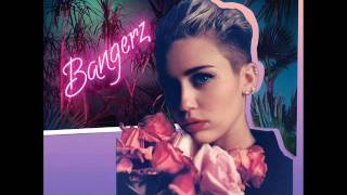 Miley Cyrus - SMS (Bangerz) (Bangerz Tour Studio Version)