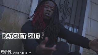Young Jizzle X WNC Whop Bezzy - Ratchet Shit (Official Music Video) @dylanverduntv