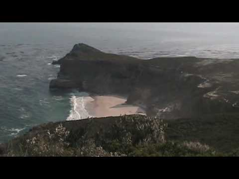 Cristy in South Africa: Cape of Good Hope
