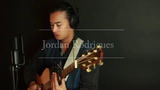 Talk is cheap - Chet faker live acoustic cover by Jordan Rodrigues