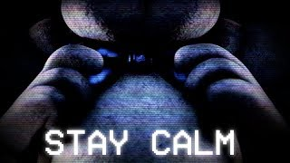[SFM FNAF] STAY CALM - FNaF Song by Griffinilla (2018 REMAKE)