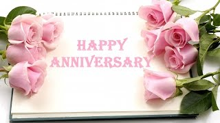 happy anniversary wishes | happy marriage/wedding anniversary whatsapp video message