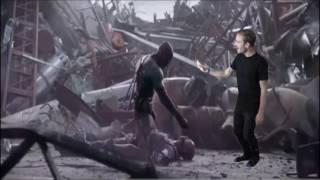 Pewdiepie in Deadpool (Green Screen contest)