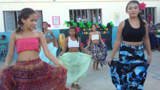Ai menina-carimbo(dança)