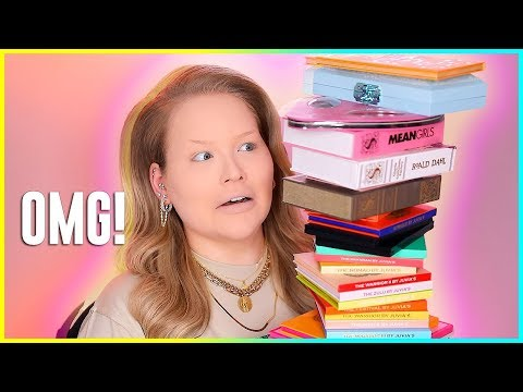 Applying ALL My 171(!!) PALETTES To My Face! OMG! | NikkieTutorials