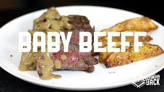Baby Beef ao Funghi Secchi | A Maravilhosa Cozinha de Jack S05E18
