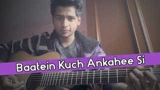 Baatein Kuch Ankahee Si - Life In A Metro   Most Romantic Song by Udit Shandilya (Hindi Cover)