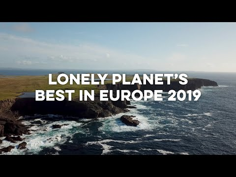 Shetland - Lonely Planet's Best in Europe 2019