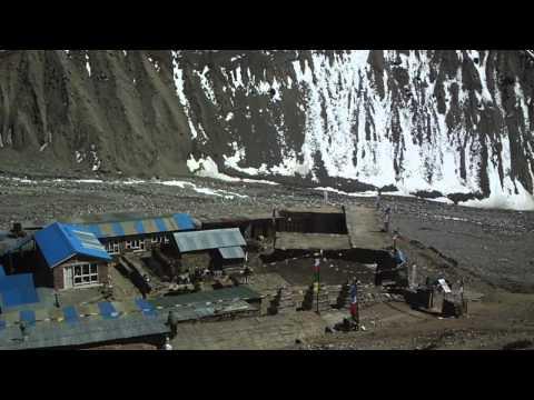 Thorung Phedi Camp (4450m)