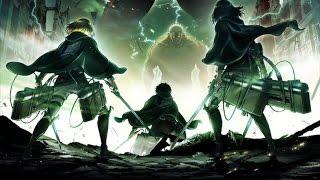 Attack On Titan Season 2 「AMV」 - Not Gonna Die [HD]  SKILLET