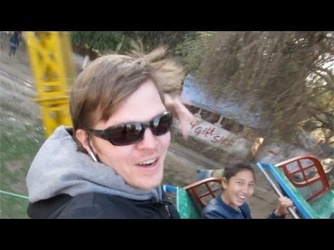 Dangerous Amusement Park Rides in Nepal