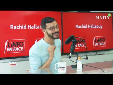 Video : L'Info en Face avec Soufiane Hennani