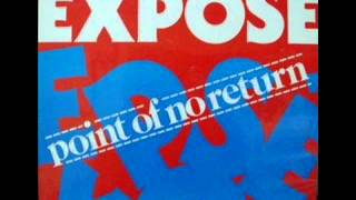 Expose - Point Of No Return
