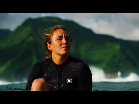 HURLEY SURF CLUB | HOW TO BS TUBERIDE LIKE CARISSA MOORE