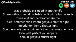 That Kid C-G - Translation (Feat. Chiddy Bang) (Lyrics)