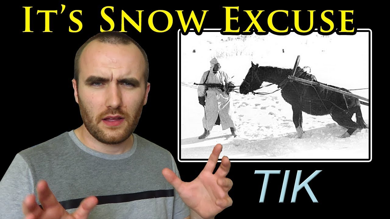 Did the Russian Winter Beat the Germans? And more... TIK Q&A 2