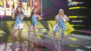 [K-Chart] Magic - Secret (2010.5.7 Music Bank Live aired)
