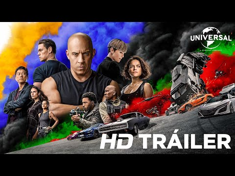 FAST & FURIOUS 9 - Tra?iler Oficial 2 (Universal Pictures) - HD