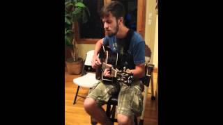 Hillsong Gracious tempest cover (acoustic)