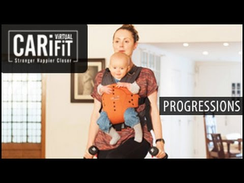 Post Natal Progressions Workout: CARiFiT- Vern Hill