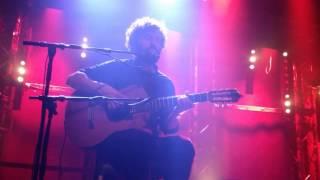José González - Teardrop (Massive Attack cover), live in Tel Aviv