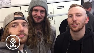 While She Sleeps - US tour supporting Bullet For My Valentine announcement video