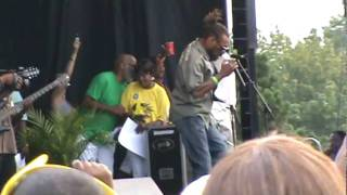 "Leroy Gibbons ""Knocking on Heaven's Door""- Live @ Jambana Festival, Toronto, ON - 08/02/10"