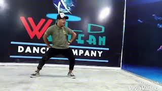 Gabbar is back  dance cover by d boy prince  choreographed by d boy prince    