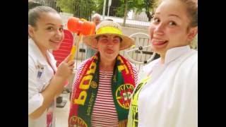 Centro Social da Irmandade de S. Torcato: Despedida Bruna e Mariana