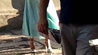 Lili Caneças no Chiado