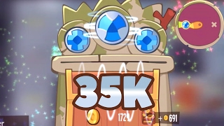 STEALING DEEP SPIKE! | 35K | King of Thieves
