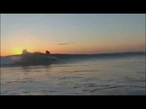 Surf Sisters Nicaragua Sunset Surf
