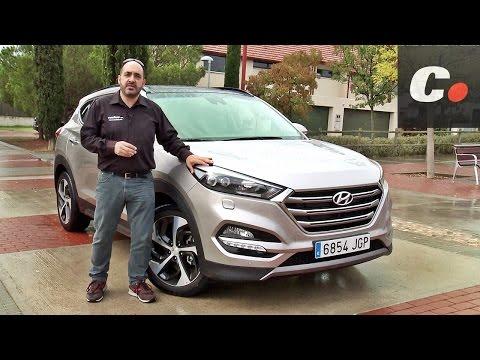 Hyundai Tucson - Prueba coches.net / Test / Review en espa�ol (2015)