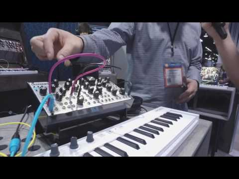 NAMM 2017 - Pittsburgh  Modular Synths