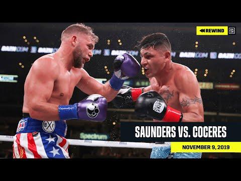 FULL FIGHT | Billy Joe Saunders vs. Marcelo Coceres (DAZN REWIND)