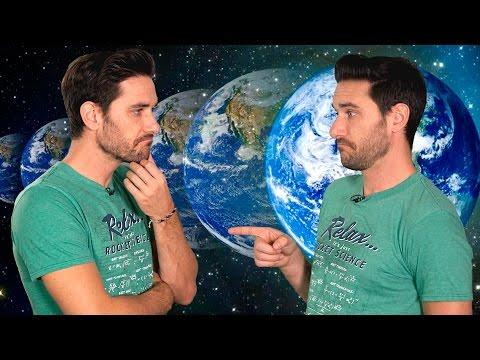 ¿Existen los multiversos? | 4 tipos de UNIVERSOS PARALELOS que podrían existir